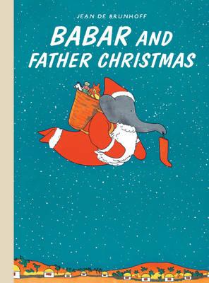 Babar and Father Christmas (Paperback)