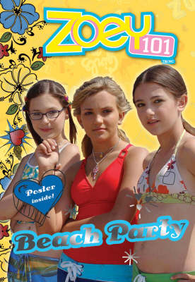 Beach Party - Zoey 101 (Paperback)