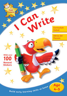I Can Write (Paperback)