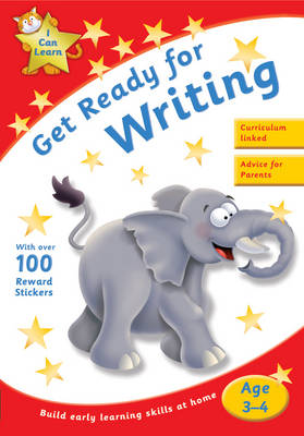 Get Ready for Writing (Paperback)