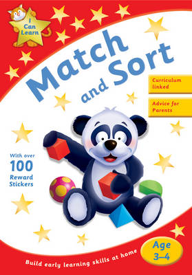 Match and Sort (Paperback)