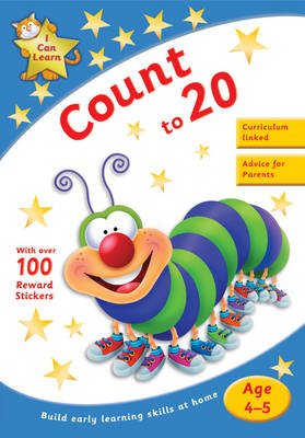 Count to 20 (Paperback)