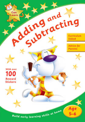 Adding and Subtracting (Paperback)