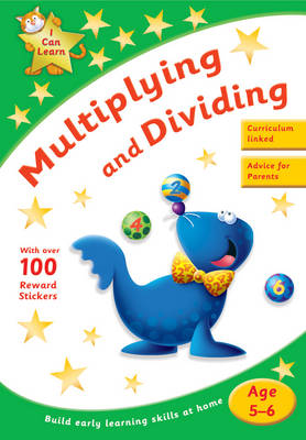 Multiplying and Dividing (Paperback)