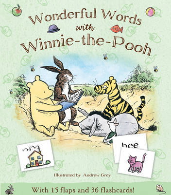 Wonderful Words with Winnie-the-Pooh (Board book)