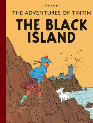 The Black Island - The Adventures of Tintin (Hardback)