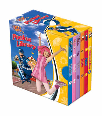 LazyTown Pocket Library (Board book)