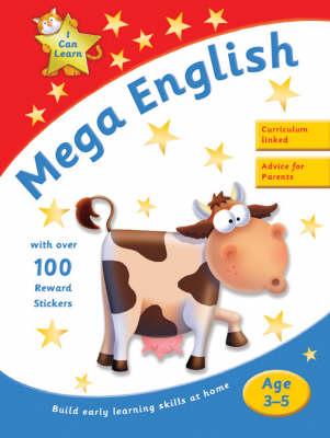 Mega English - I Can Learn (Paperback)