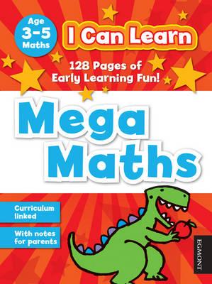 Mega Maths - I Can Learn (Paperback)