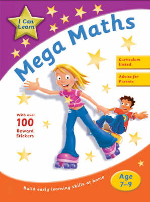 Mega Maths - I Can Learn (Paperback)