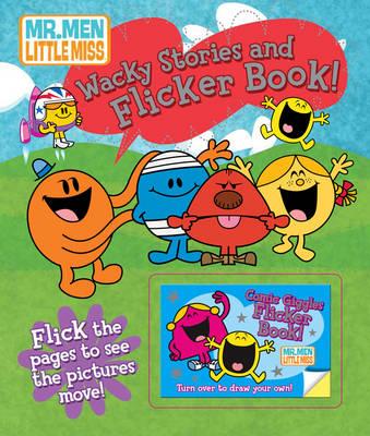 The Mr. Men Show Wacky Stories and Flicker Book (Hardback)