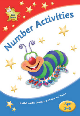 Number Activities - I Can Learn (Paperback)
