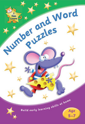 Number and Word Puzzles - I Can Learn (Paperback)