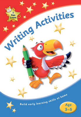 Writing Activities - I Can Learn (Paperback)