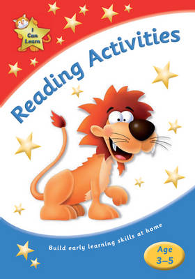 Reading Activities - I Can Learn (Paperback)