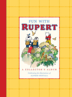 Fun with Rupert - Rupert Bear Collector's Albums Bk. 5 (Hardback)