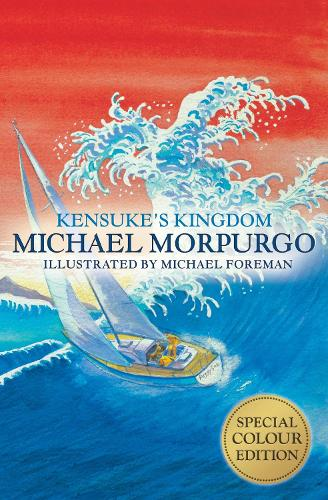 Kensuke's Kingdom (Paperback)