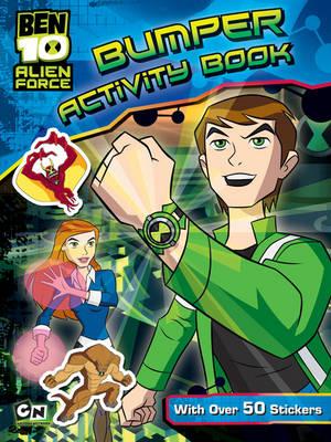 Ben 10 Alien Force Bumper Activity Book (Paperback)