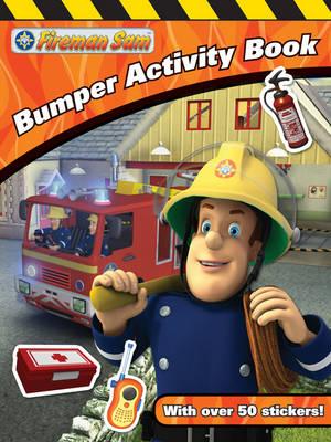 Fireman Sam Bumper Activity Book - Fireman Sam (Paperback)