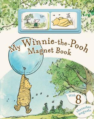 My Winnie-the-Pooh Magnet Book (Board book)