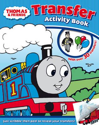 Thomas Transfer Activity Book (Paperback)