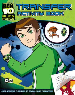 Ben 10 Alien Force Transfer Activity Book (Paperback)