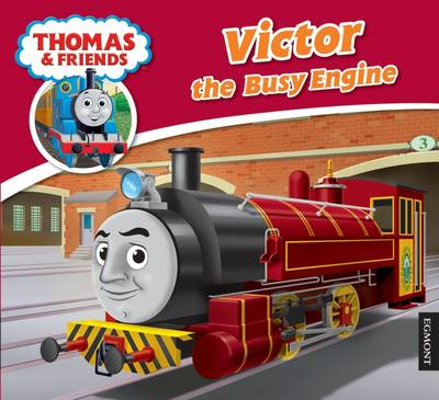 Thomas & Friends: Victor - Thomas Engine Adventures (Paperback)
