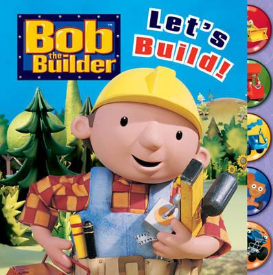 Let's Build! (Board book)