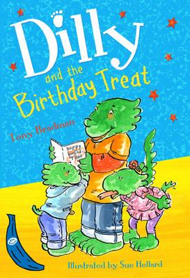 Dilly and the Birthday Treat: Blue Banana - Banana Books (Paperback)