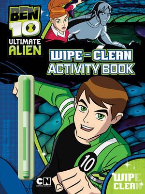 Ben 10 Alien Force: Wipe-clean Activity Book (Paperback)