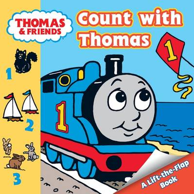Thomas & Friends Count with Thomas - Thomas & Friends (Board book)