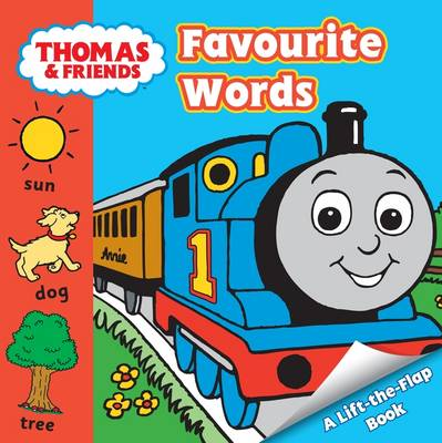 Thomas & Friends First Words (Board book)