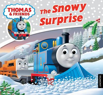 Thomas & Friends: The Snowy Surprise - Thomas Story Library (Paperback)