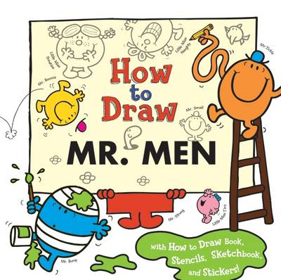 How to Draw Mr. Men (Paperback)