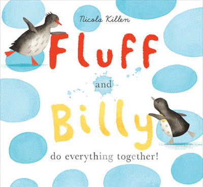 Fluff and Billy (Hardback)