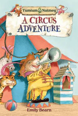 Tumtum and Nutmeg: A Circus Adventure - Tumtum and Nutmeg (Paperback)