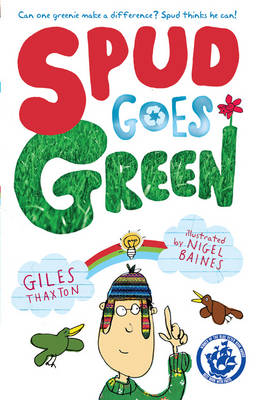 Spud Goes Green (Paperback)