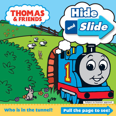 Thomas & Friends Hide and Slide (Board book)