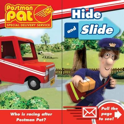 Postman Pat Hide and Slide (Board book)