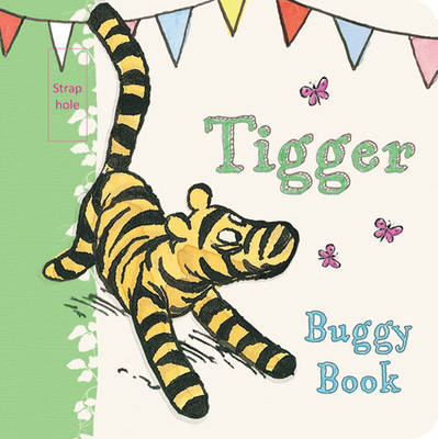 Tigger - Buggy Book (Board book)