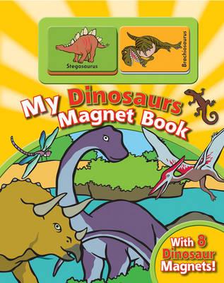 Dinosaurs Magnet Book