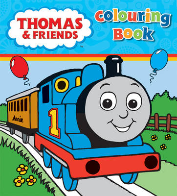 Thomas & Friends Colouring Book