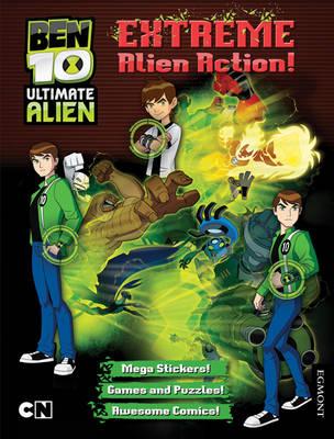 Ben 10 Ultimate Alien Extreme Alien Action! Bumper Activity Book (Paperback)