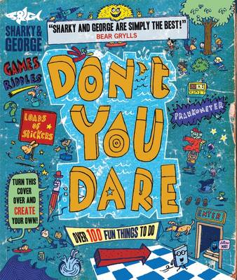 Don't You Dare: Picture Book and Gift (Paperback)