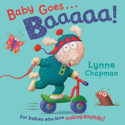 Baby Goes Baaaaa! (Board book)