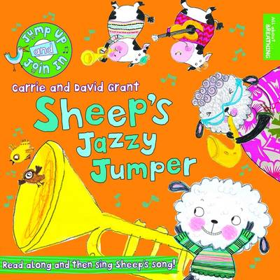Sheep's Jazzy Jumper - Jump Up and Join in (Paperback)