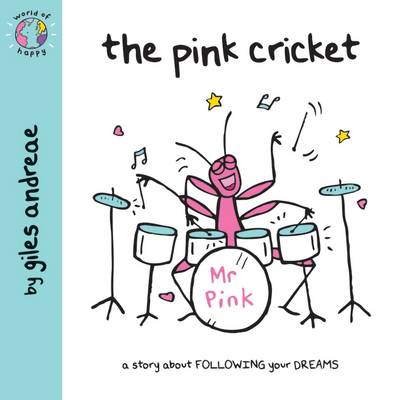 The Pink Cricket - World of Happy (Paperback)