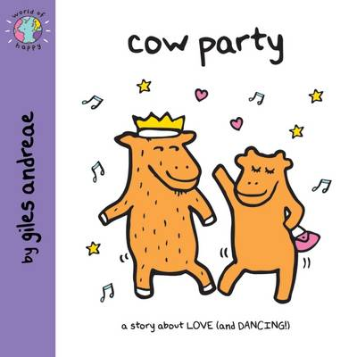 Cow Party - World of Happy (Paperback)