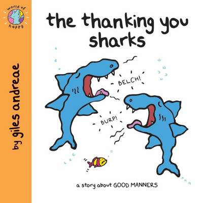 The Thanking You Sharks - World of Happy (Paperback)
