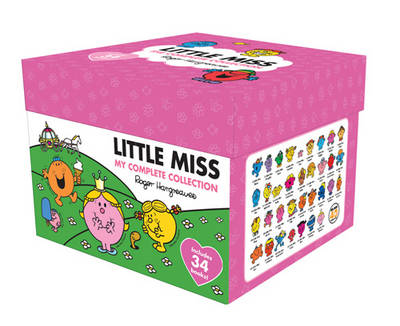 Little Miss My Complete Collection - Little Miss Classic Library (Paperback)